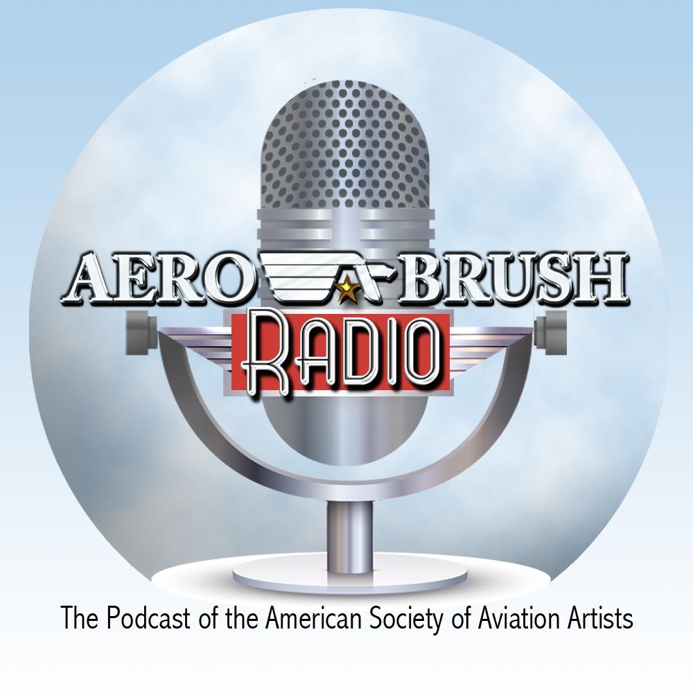 Aerobrush Radio Logo