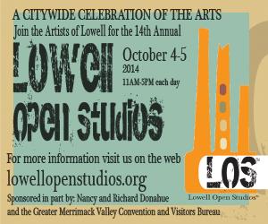 Lowell Open Studios