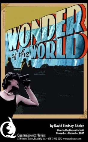 Wonder of the World- Theater Poster