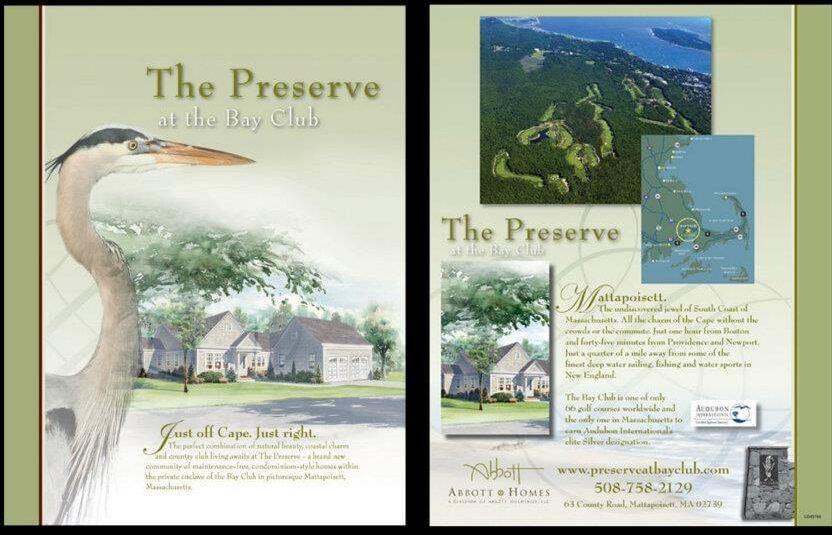 The Preserve  (Watercolor Illustration)