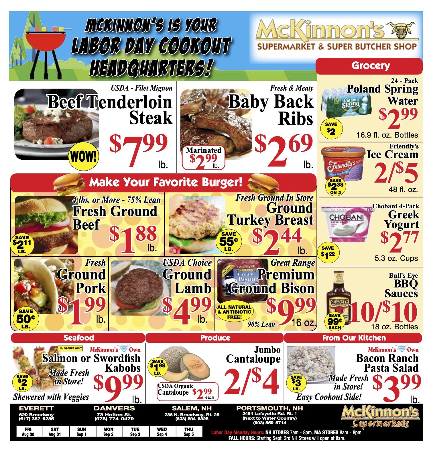 McKinnon's Market